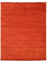 Handloom fringes - Rust/Red carpet CVD5400
