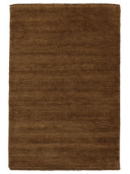 Handloom fringes - Brown carpet CVD5220