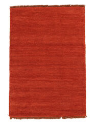 Handloom fringes - Rust/Red carpet CVD5404