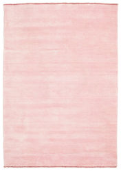 Handloom fringes - Pink carpet CVD5311