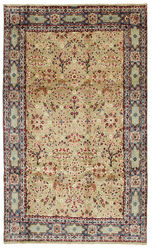 Yazd signed: Baft ala carpet EXZ1271