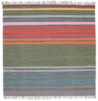 Rainbow Stripe - Grey carpet CVD5807