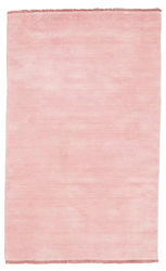 Handloom fringes - Pink carpet CVD5314