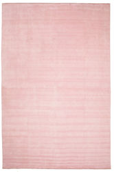 Handloom fringes - Pink carpet CVD5292
