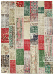 Patchwork carpet BHKP155