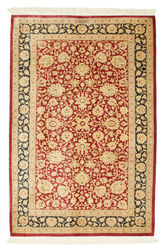 Qum silk signed: Abadi carpet BTC67