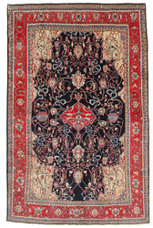Sarouk carpet EXZH1309