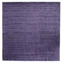 Handloom fringes - Purple carpet CVD7679