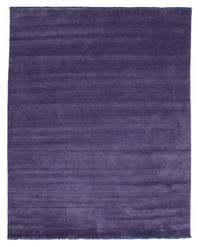 Handloom fringes - Purple carpet CVD7680