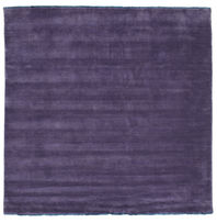 Handloom fringes - Purple carpet CVD7678