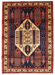 Afshar carpet ABZ133