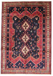 Afshar carpet ABZ61