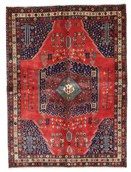 Afshar carpet ABZ134
