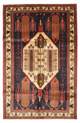 Afshar carpet ABZ125