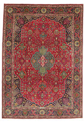 Tabriz signed: Safiri carpet ABZA33