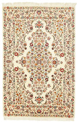 Isfahan silk warp carpet GHD141