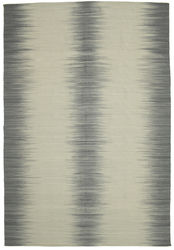 Kilim Ikat - Dark Grey carpet CVD8357