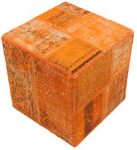 Patchwork stool ottoman teppe BHKW182