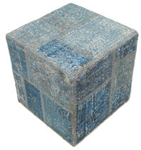 Patchwork stool ottoman teppe BHKW20
