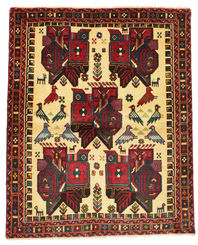 Afshar carpet EXZO3