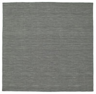 Kilim loom - Dark Grey carpet CVD9136