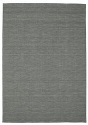 Kilim loom - Dark Grey carpet CVD9127