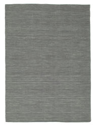 Kilim loom - Dark Grey carpet CVD9138
