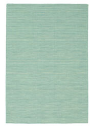 Kilim loom - Mint Green carpet CVD8689