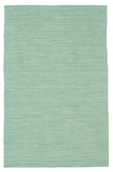 Kilim loom - Mint Green carpet CVD8690