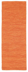 Kilim loom - Orange carpet CVD8812