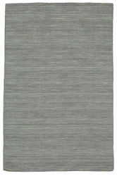 Kilim loom - Dark Grey carpet CVD9142