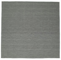 Kilim loom - Dark Grey carpet CVD9124