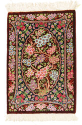 Qum silk carpet RZZZO28