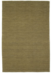 Kilim loom - Olive Green carpet CVD8869