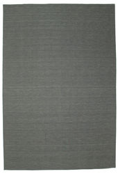 Kilim loom - Dark Grey carpet CVD9116