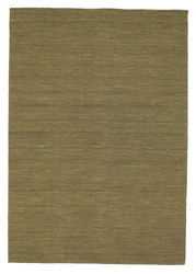 Kilim loom - Olive Green carpet CVD8876