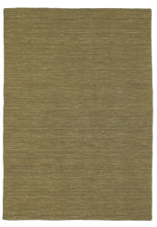 Kilim loom - Olive Green carpet CVD8880