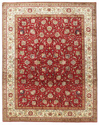 Tabriz signed: Islami carpet EXZR1610