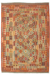 Alfombra Kilim Afghan Old style ABCK1375
