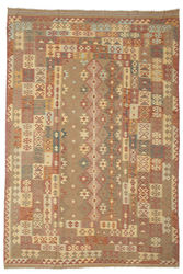 Tapis Kilim Afghan Old style ABCK1378