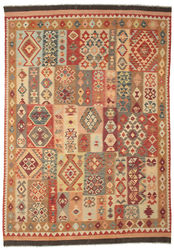 Kilim Afghan Old style carpet ABCK1194