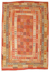 Alfombra Kilim Afghan Old style ABCK1406