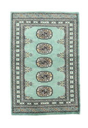 Pakistan Bokhara 2ply carpet NAM41