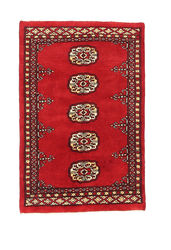 Pakistan Bokhara 2ply carpet NAM422