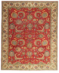 Tabriz Patina carpet EXZV257