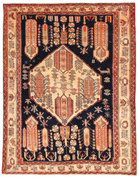 Afshar carpet EXZS467