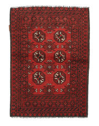Afghan carpet NAN65