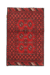 Afghan carpet NAN132