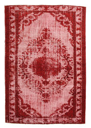 Colored Vintage Relief rug BHKZE16