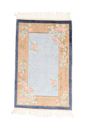 China silk 120 Line rug DFA1382